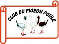 Logo Pigeon poule