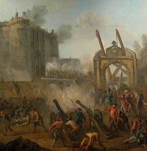 Histoire bastille