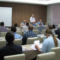 Compte-rendu de la réunion de la Section pigeons de l'EE (SPEE), Sarajevo / BIH, le 30 mai 2014