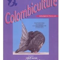 Abonnement à la revue Colombiculture – Année 2019