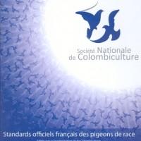 Recueil des standards officiels français des pigeons de race (mise à jour inclus)