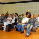 Les juges en formation à Trévise