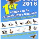 Le Congrès de la colombiculture française