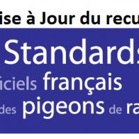 Mise à jour du recueil des standards