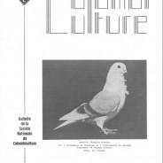 Les anciennes revues Colombiculture