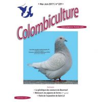 Colombiculture n° 229 arrive
