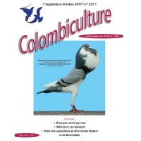 Colombiculture 231 arrive.