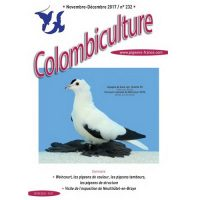 Colombiculture 232 à l'imprimerie