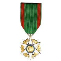 René Villain, Chevalier du Mérite Agricole