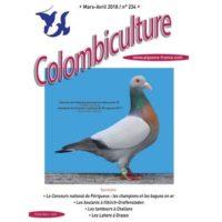 Colombiculture 234 bientôt chez vous