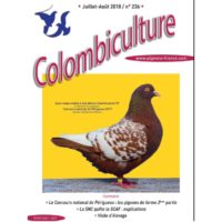Colombiculture n° 236 arrive
