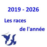 Les races de l'année