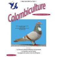 Colombiculture n° 241 est à l'imprimerie