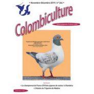 Colombiculture n° 244 est à l'imprimerie.