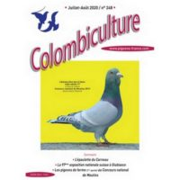 Colombiculture n°248 paraîtra fin août
