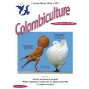 Colombiculture n° 251 est à l'imprimerie