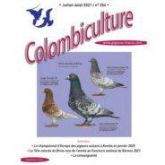 Colombiculture n°254 en cours de distribution