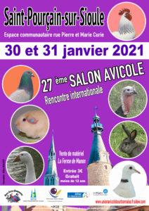 Calendrier Des Expositions Avicoles 2021 Calendrier des expositions   Société Nationale de Colombiculture