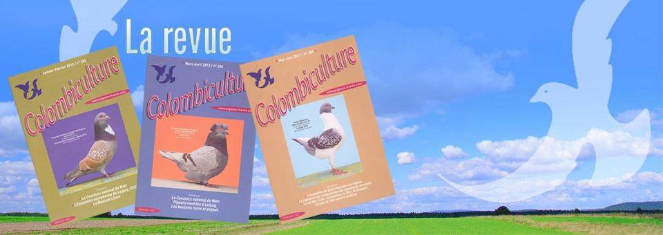 La revue Colombiculture