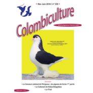 Colombiculture 235 à l'imprimerie