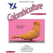 Colombiculture n° 240 est arrivé chez ses abonnés