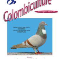 Abonnement à la revue Colombiculture – Année 2021