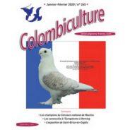 Colombiculture n°245 en cours d'impression