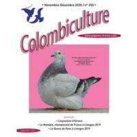 Colombiculture n°250 est à l'imprimerie